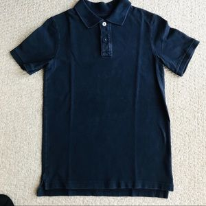 """5 x $25"" Cherokee Navy Polo T-shirt"